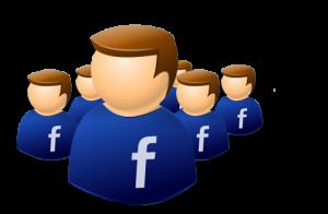 Facebook-Grupper Fans
